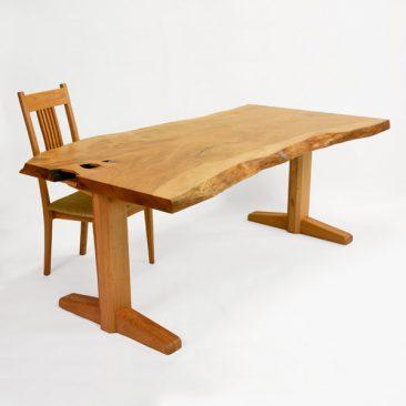 ダイニングテーブル(一枚板)